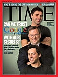 google on time magazine cover